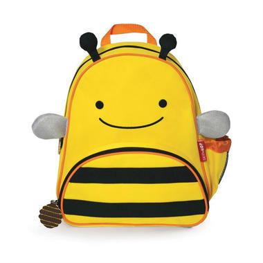 【澳洲PO药房】Skip Hop 动物园系列 儿童书包 (小蜜蜂)