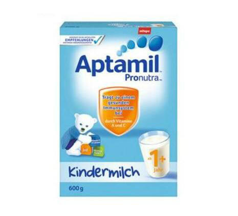 【德国BA】Aptamil 爱他美幼儿配方奶粉1+段(1岁以上)600g