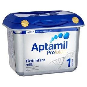 【奶粉满减】Aptamil 爱他美 Profutura 铂金版幼儿配方奶粉1段 (0-6个月婴儿)800g