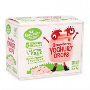 【新西兰KD】【凑单】kiwigarden 酸奶溶豆 45g -草莓味  NZ$6.83/约¥31