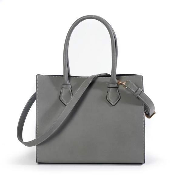 【法国LR】秒杀包邮:ATELIER R 女士纯色简约手提包到手仅需308元!