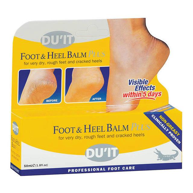 【澳洲CD药房】DU&#039IT 急救5日见效脚膜脚霜 50ml(干裂脱皮嫩足 )