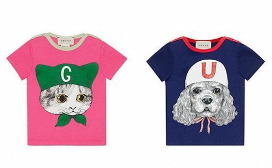 Gucci与日本艺术家樋口裕子合作推出主题童装系列