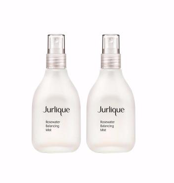 【满78纽免邮】Jurlique 茱莉蔻 玫瑰衡肤花卉水 100ml 2瓶装