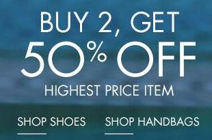 Nine West玖熙官网新款鞋靴买两双高价款5折促销