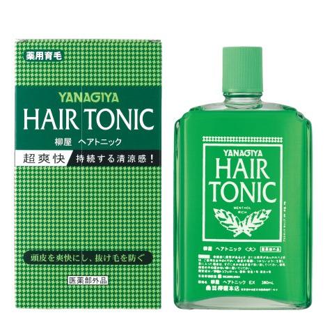 日本柳屋生发液怎么用? 柳屋生发液使用方法