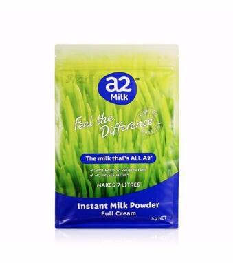 【包邮包税】a2成人高钙全脂速溶奶粉1kg 包邮包税 【6包装 每包1KG】