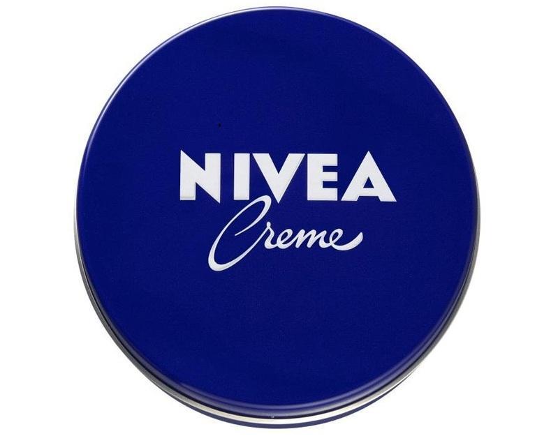 推荐商品:Nivea 妮维雅 万用润肤霜 经典蓝罐铁盒面霜 169g 优惠价格:50元