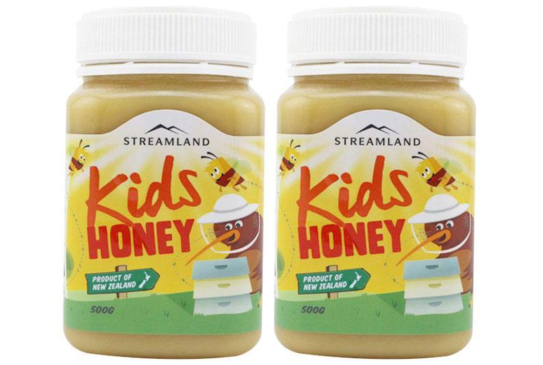 推荐商品:【2件包邮装】Streamland 儿童蜂蜜 2500g 商品价格:189元