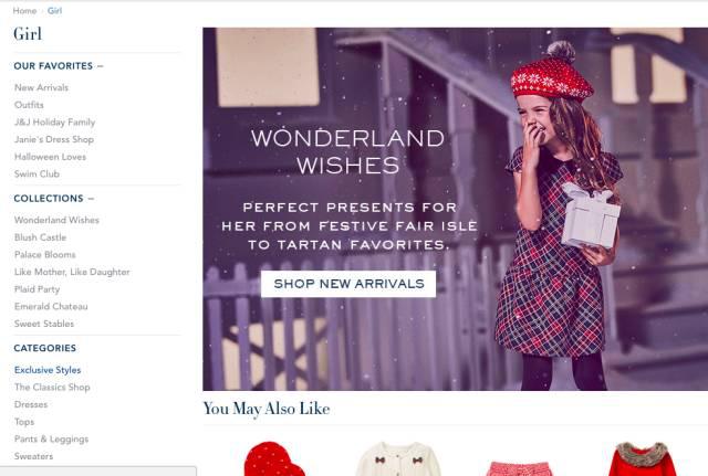 童装海淘网站推荐 海淘攻略:那些款式多、常打折的童装网站