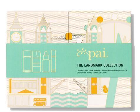 Pai Landmarks圣诞套装 价值£60用码实付£28