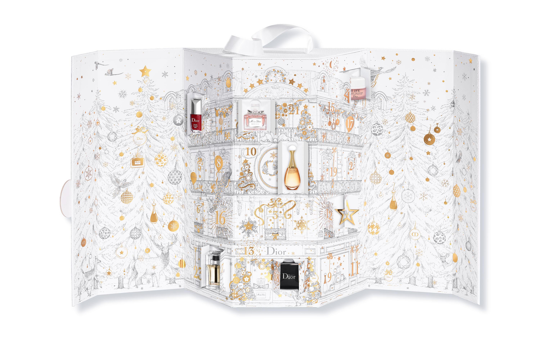 Dior Advent Calendar 2017圣诞日历礼盒
