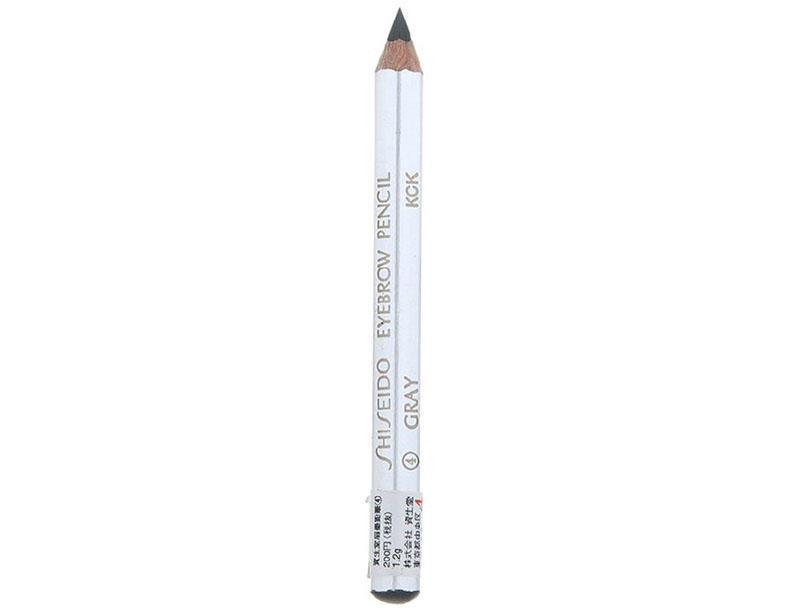 推荐商品:Shiseido 资生堂 六角眉笔 4#灰色 1.2g/支(防水防汗/持久不晕染) 优惠价格:25元