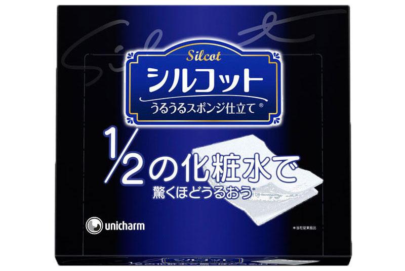 推荐商品:Unicharm 尤妮佳 化妆棉卸妆棉 40片(超吸收省水) 优惠价格:25元