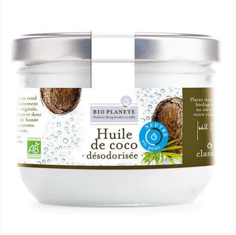 天然清新奶香初榨椰子油 400ml 周三支付宝日 下单立减3欧 叠加 满50欧 用码QDBM06再减6欧