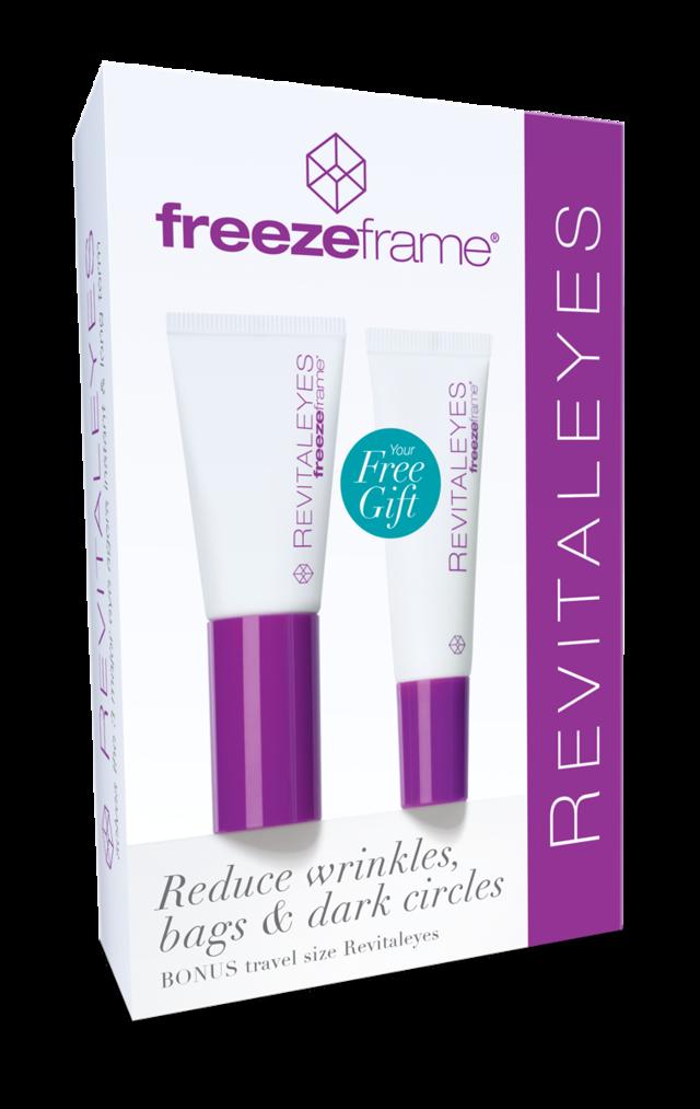 【澳洲CD药房】 FreezeFrame 生物多胜肽眼部赋活精华 15ml (送7.5ml)