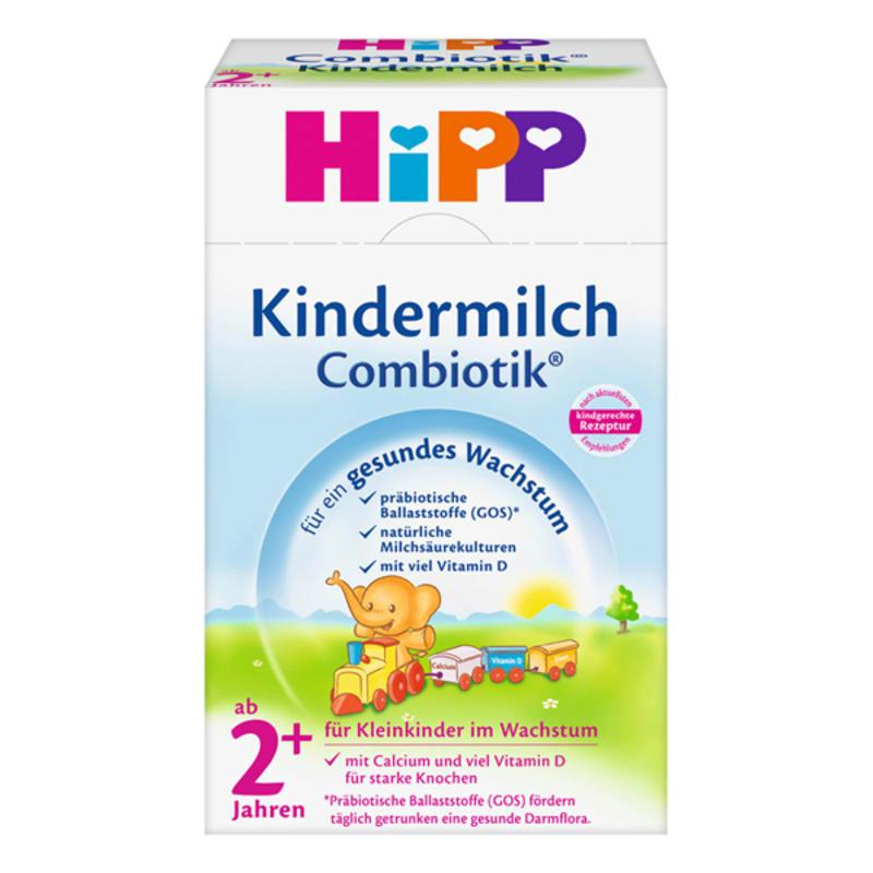 【德国BA】HIPP 喜宝 有机益生菌婴幼儿配方奶粉 2+ 600g 2岁以上