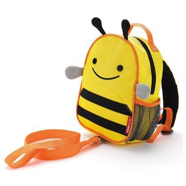 【美国Babyhaven】【最高减11美金】Skip Hop Zoo系列 防走丢背包 蜜蜂