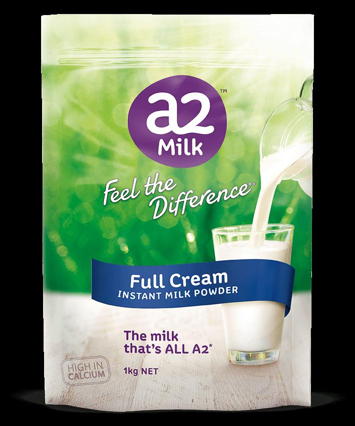 澳洲A2 高钙全脂奶粉 学生/成人/中老年人 1kg
