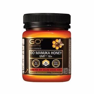 【双11 满76纽免邮+3纽】Go Healthy 高之源蜂蜜 250g UMF16+ (MGO 570+) 麦卢卡蜂蜜