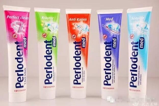 德国海淘必买产品 盘点德国品牌牙膏
