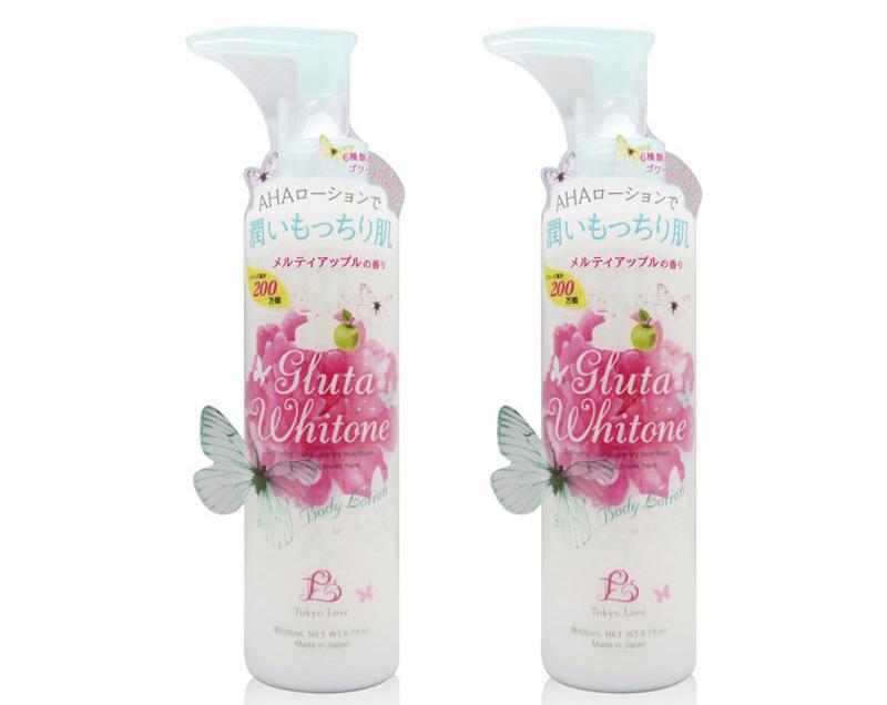 双11返场【2件包邮装】Tokyo Love soap 身体乳 2200ml/瓶 优惠价格:188元