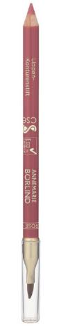 【荷兰DOD】Borlind 安娜柏林 天然唇线笔(20 玫瑰)1支