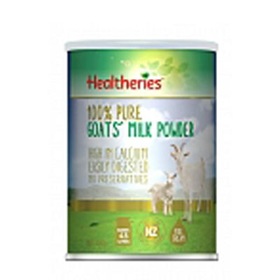 【新西兰PD】【爆款】Healtheries 贺寿利 100%纯羊奶粉 450g  仅需NZ$26.75/约¥121