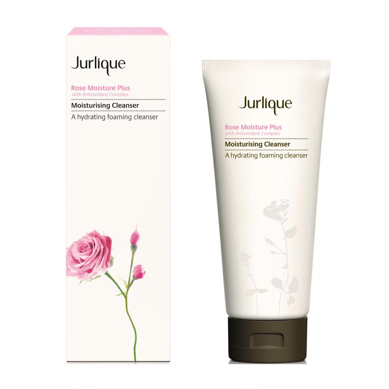 茱莉蔻玫瑰衡肤保湿洁面乳 80g