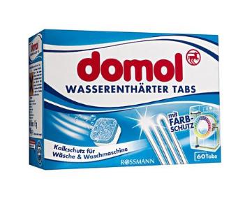 【德国BA】Domol 洗衣机槽清洁泡腾片 除水垢/除菌/去污 60片
