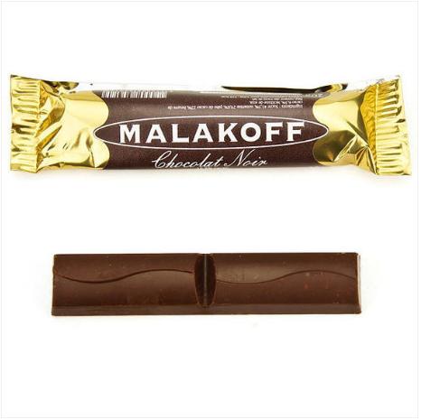 马拉科夫 黑巧克力 20g 满78欧 免邮4公斤内 用码YF78 叠加 新用户注册即送50欧大礼包