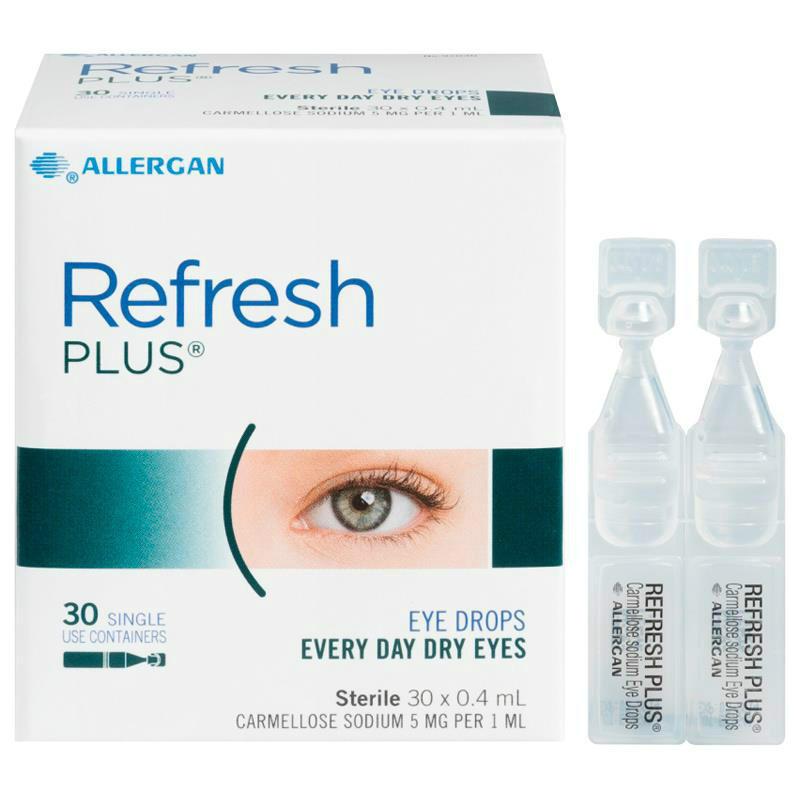 【满89澳减10澳,满109澳减15澳】Refresh 加强版抗疲劳眼药水 300.4ml/支