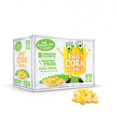 【新西兰KD】【低价凑单】kiwigarden 酸奶溶豆 45g -玉米味 NZ$6 83 约¥30