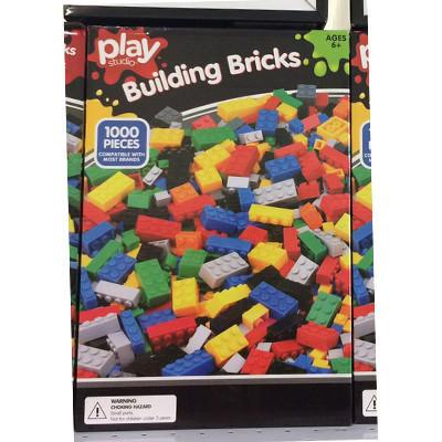 【新西兰KD】【单件包邮】Play 新西兰积木玩具 BuildingBricks1000片(兼容乐高) NZ$30.19/约¥137
