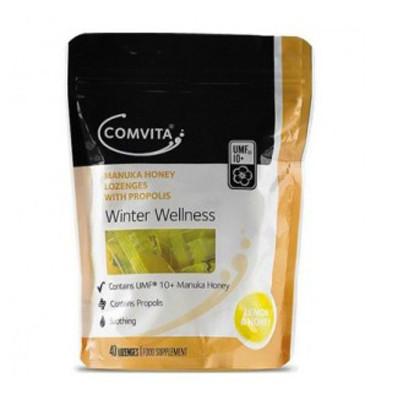 【新西兰KD】【下单立减】【凑单】Comvita 康维他蜂胶糖 蜂蜜柠檬 500g  NZ$30.58/约¥138