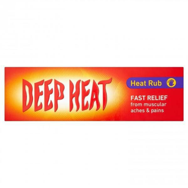 【免邮+8折】Deep Heat 热疗去痛按摩膏 67g
