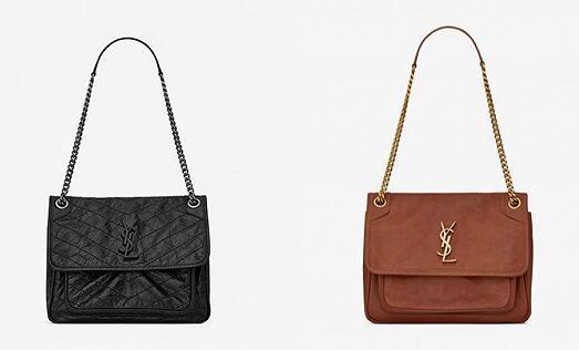 Saint laurent2018春季系列手袋发布