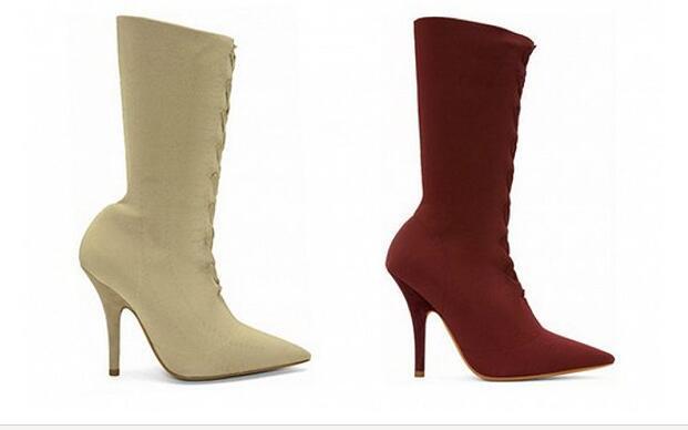 最新YEEZY Season 5系列靴子比椰子鞋美多了