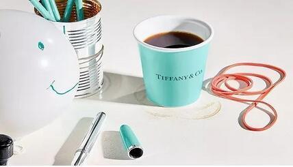 Tiffany推出家居日用品  除了价格都很日常
