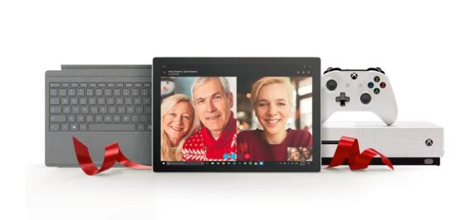Microsoft微软美国圣诞12日促销6号开启 每天一波特价