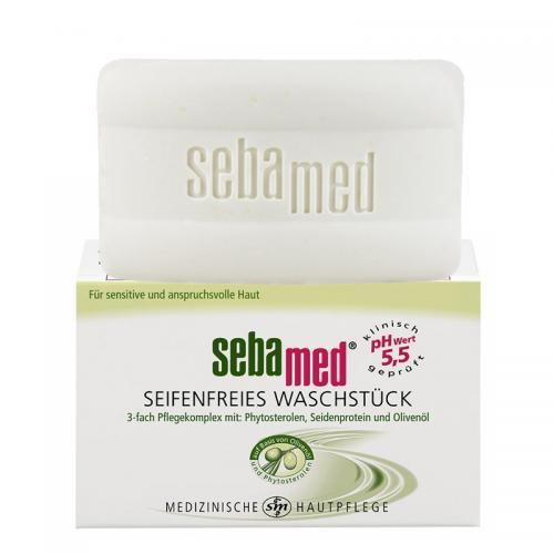 Sebamed 施巴 PH5.5弱酸性橄榄洁面皂 150g 到手价9.99元!