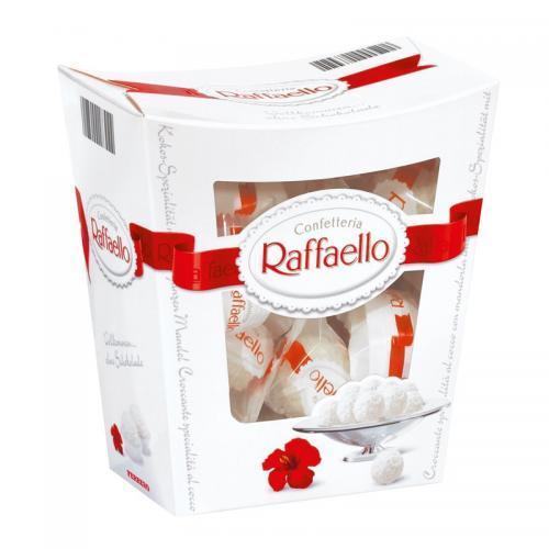 双十二特惠!FerreroRaffaello费列罗拉斐尔白色巧克力扁桃仁酥球雪莎230g 特价74元!
