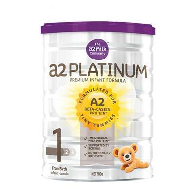 【新西兰PD】【三罐包邮装】A2 白金系列1段婴儿配方奶粉 (0-6个月)  仅需NZ$142.00 /约¥643