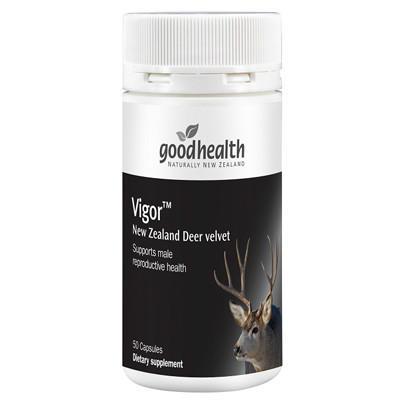 【新西兰PD】【超值低价】Good Health 好健康 鹿茸精胶囊 50粒 NZ$15 65 约¥70