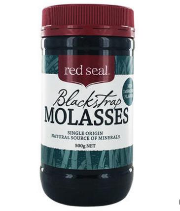 【澳洲PO药房】Red Seal 红印 黑糖 女性优质补血养气食品 舒缓痛经/补铁调经 500g