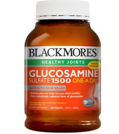 【澳洲PO药房】Blackmores 澳佳宝 维骨力关节灵 硫酸氨基葡萄糖