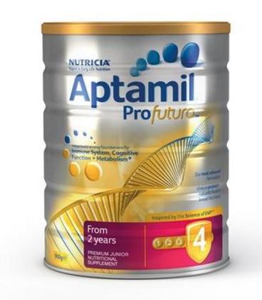 【澳洲PO药房】Aptamil 澳洲爱他美 白金装婴幼儿配方奶粉(4段)