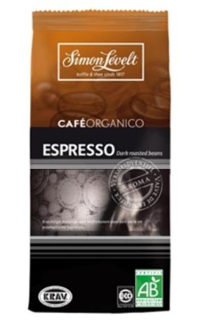 【荷兰DOD】Simon Levelt 西蒙 有机意式浓缩咖啡粉包 易理包 250g