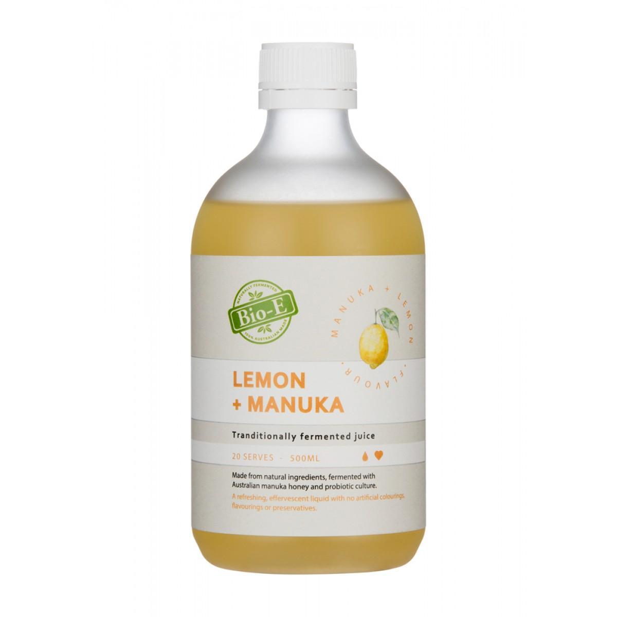 Bio-E 天然有机柠檬蜂蜜酵素 500ml