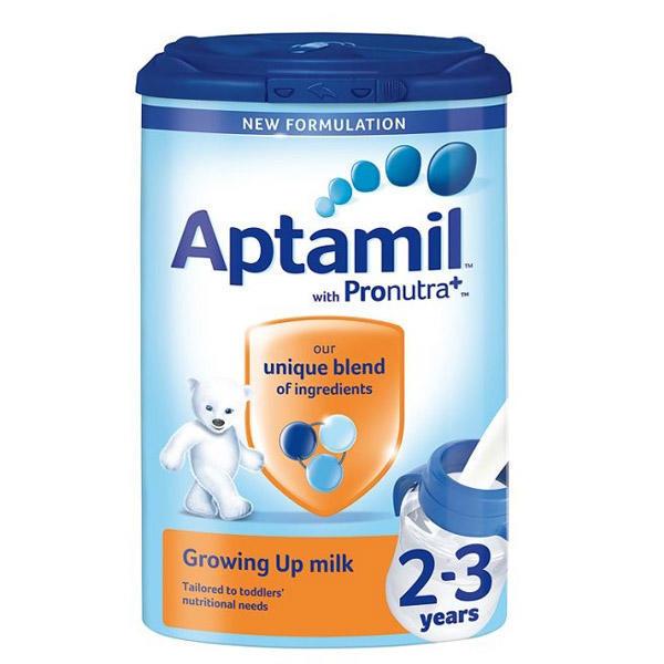【奶粉满减】Aptamil 爱他美 幼儿配方奶粉4段 (2-3岁幼儿)800g